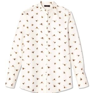 Victoria Beckham for Target Bee Button Down Top